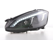 Xenon headlights Daylight LED DRL look FOR Mercedes-Benz s class W221 05-09