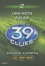 One False Note (The 39 Clues, Book 2) (Spanish Edition)