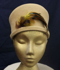 Wedding Feather Original Vintage Hats for Women