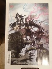 Justice League Dark and Wonder Woman: The Witching Hour #1 - Federici Variant