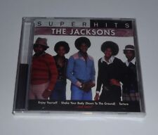 The Jacksons - Super Hits (CD) Neuf / New (Shake Your Body, Torture)
