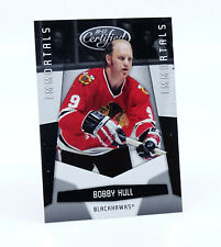 2010-11 Certified #153 Bobby Hull Hockey Card 347 / 500 Serialized