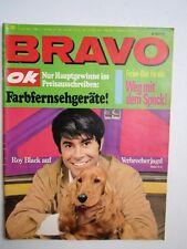 Bravo OK 1967 Nr. 30 Winnetou & Nscho-Tschi Starschnitt The Smoke