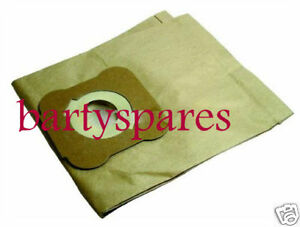 DUST BAGS FOR KIRBY ULTIMATE G VACCUM CLEANER HOOVER  BAG137 PACK OF FIVE