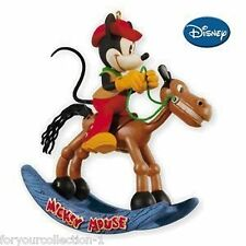 Hallmark 2010 Two Gun Mickey Disney Mickey Mouse