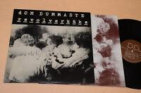 DOM DUMMASTE J CALE LP REVOLVERKAKE AVANTGARDE MUSIC 1°ST ORIG AUDIOFILI EX+ !!!