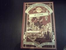 Jules Verne - Die Eissphinx Prachtausgabe Edition Hartleben