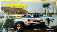 "Polar Lights "" Don Schumacher'S Stardust "" 68 Cuda Funny Car 1/25 model kit Nib"