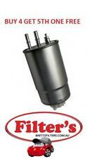 FUEL FILTER FOR FIAT  Ducato 2007 4Cyl 2.3 3.0 Turbo Diesel 02/12-on