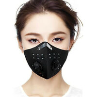 Unisex Windproof Breathable PM2.5 Anti Dust Fog Outdoor Cycling Soft