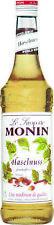 Monin Sirup Haselnuss, 700ml Flasche
