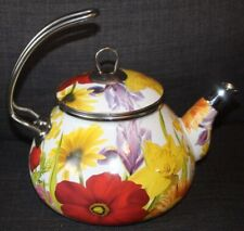 The Pioneer Woman FLORAL Teapot