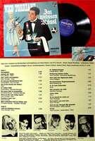 LP Vico Torriani: Im weißen Rößl Signiert 1972