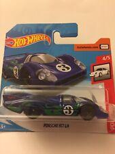 Hot Wheels 2020 B Case * Porsche 917 LH