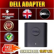 USB Charger Adapter 24W 19.5V/1.2V Compatible For Dell Venue 11 Pro (5130)
