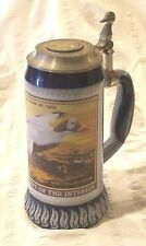 Classic Carolina Collections The Federal Duck Stamp Spectacled Eider Stein #0224