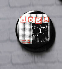 "Badge DOGS ""Walking Shadows""  GRAND FORMAT 38mm EXCLUSIVITE"