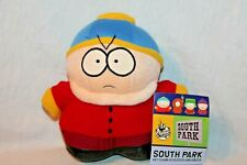 """NEW TALKING SOUTH PARK COMEDY CENTRAL CARTMAN   7"""" PLUSH 2008 NEEDS BATTERY"""