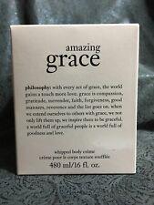 Philosophy Amazing Grace 16 oz Whipped Body Cream Boxed Item!
