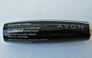 Avon Beyond Color Plumping Lip Conditioner Lipstick With Retinol - Discontinued