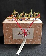 PATIENCE BREWSTER 12 DAYS OF CHRISTMAS TEN PIPERS PIPING *NEW IN BOX*
