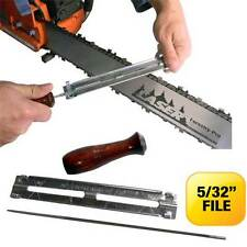 NEW Laser 5/32 Chainsaw sharpening kit. 5/32 sharpening kit for chain saw chain