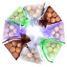 6 pcs in Bag Cedar Wood Moth Balls Repellent Natural Wardrobe Clothes Drawer