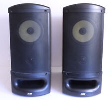 "Beautiful Pair DCM TFE60 6.5"" 100-Watt RMS Bookshelf Speaker (Cherry) MTX"