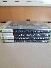 Halo Xbox 360 Colección   Halo 4   Halo Wars   Halo 3   Odst   Libre P&P