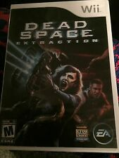 Dead Space: Extraction (Nintendo Wii, 2009) CIB Complete in Box