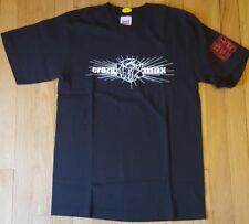 Vintage 90s CRAZY MAX shirt S puroresu japan CIMA Dragon Gate Toryumon njpw AEW