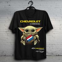 Chevrolet Camaro/SS/Z/28-E/Z/28 model Men's US T-shirt Hot Gift