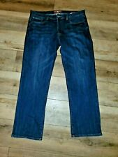 Men's LUCKY BRAND 361 VINTAGE STRAIGHT JEANS Size 36X30 Excellent Condition!