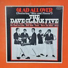 DAVE CLARK FIVE Glad All Over LN24093 LP Vinyl VG+ Cover VG+ MONO 1964 Original