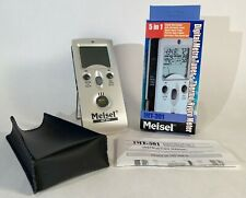 Meisel IMT-301 Metronome Tuner Thermo Hygro Meter 5 in1 with Box Case EUC