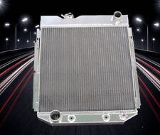 3 ROWS ALUMINUM RADIATOR 61-65 Ford Econoline 65 66 FORD MUSTANG V8 SWAP FALCON