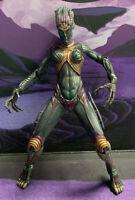 "Eve Species 2 Movie Maniacs McFarlane Toys 7"" Figure 1998"