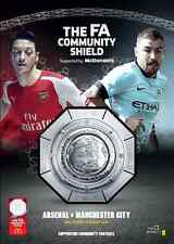 FA COMMUNITY SHIELD 2014 Arsenal v Manchester City