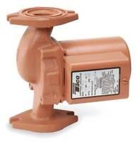 TACO 0014-F1 Hot Water Circulator Pump,1/8 HP