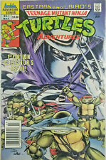Teenage Mutant Ninja Turtles Adventures #1 Comic Book Archie VF/NM Bag & Board