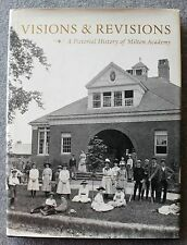 1995 VISIONS & REVISIONS Milton Academy History MASSACHUSETTS Prep School HIGH