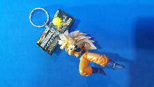 Dragon Ball Z Key Chain figure Super Saiyan 3 Son Gokou Kamehameha BANPRESTO