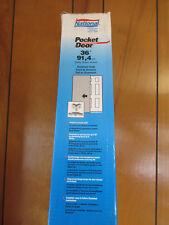 National Hardware Pocket Door Frame & Hardware Set N186-858 (882)
