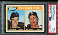 1965 Topps Baseball #541 CHICAGO WHITE SOX ROOKIES RC PSA 9 MINT