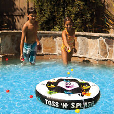 "Poolmaster Swimming Pool 27"" Dia. Toss N Splash Game Float"