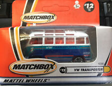 Matchbox Volkswagen Car Diecast Vehicles