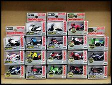 CHORO-Q ChoroBike Set 18pcs Bike TOMICA TOMY TAKARA Pullback car