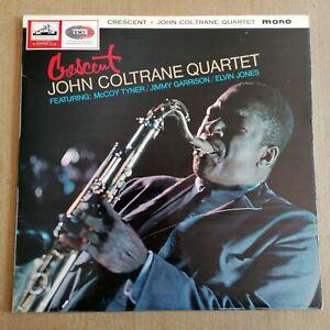 * JOHN COLTRANE QUARTET - CRESCENT - RARE 1st Press 1964 UK MONO JAZZ LP *