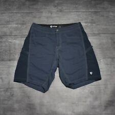 Kuhl Men's Blue Nylon Outdoor Shorts Size 32