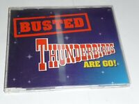 Busted - Thunderbirds are Go! PROMO CD Single